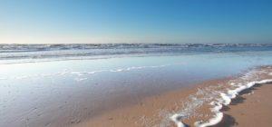Ontspannen vakantie aan het strand