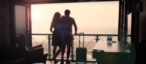 Romantische vakantie aan zee in de buurt van Amsterdam