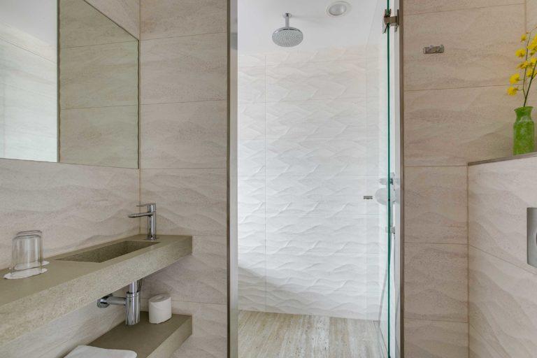 badkamer comfort landzijde beachhouse hotel